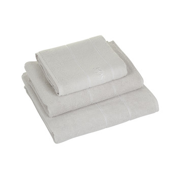 Plain Pearl Towel