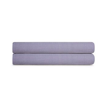 Pinpoint Oxford Lavender Fitted Sheet