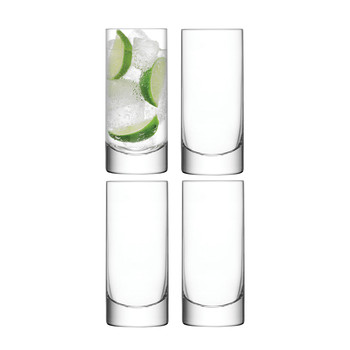 Verre Highball - Lot de 4