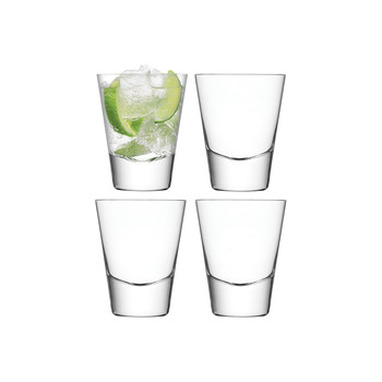 Bar Mixer Tumbler - Set of 4