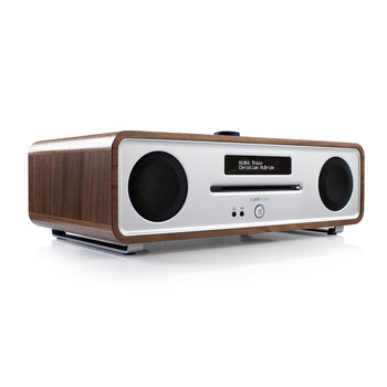 R4MK3 Integrated Music System - Rich Walnut Veneer