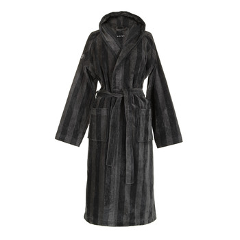Ivy Bathrobe Unisex - Anthracite