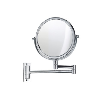 SPT 33 Cosmetic Mirror - Chrome - 5x Magnification