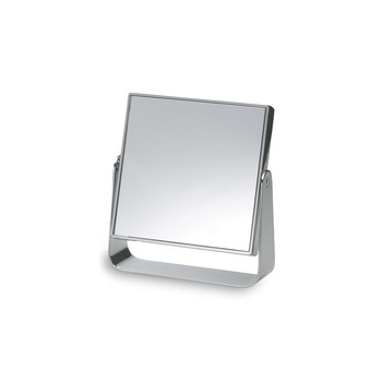 SPT 55 Cosmetic Mirror - Chrome - 5x Magnification