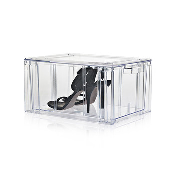 Clear Shoe Drawer - Large