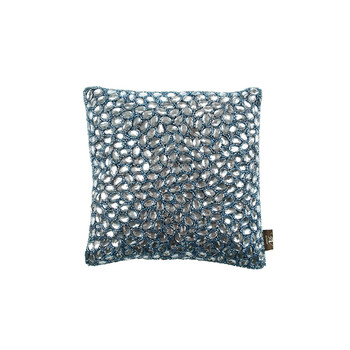 Jewel Bed Cushion 25x25cm - Navy
