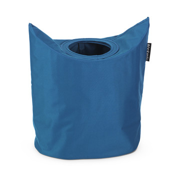 Oval Laundry Bag - 50 Litres - Blue