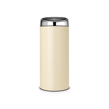 Touch Bin - 30 Litres - Almond