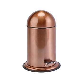 Lura Trash Can - Copper