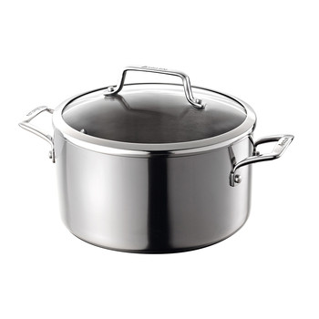 Authority Stainless Steel Stockpot - 24cm