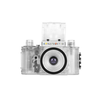 Konstruktor DIY Display Camera Kit - Transparent