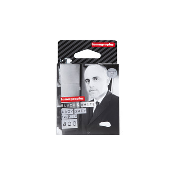 120 Camera Film Lady Grey 400/120 - Pack of 3