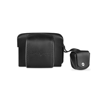 Fisheye Camera Case - Black