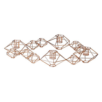 Pernille Candle Holder - Copper