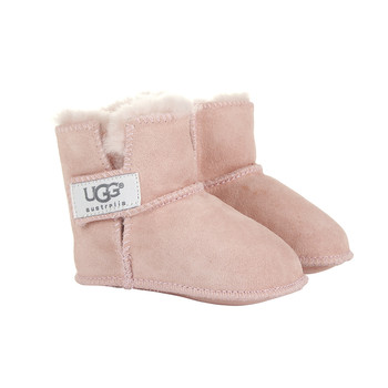 Erin Infant Boots -  Baby Pink