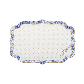 Royal White Tray