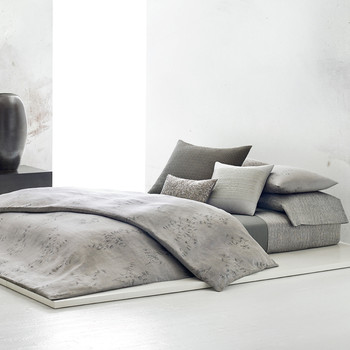 Acacia Grey Duvet Cover