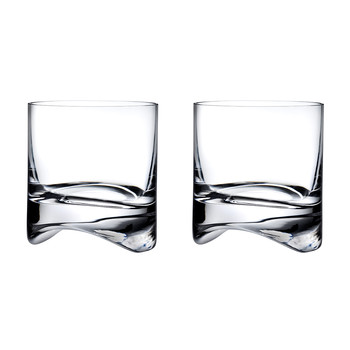 Arch Whiskey Glasses - Set of 2