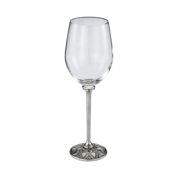 Chateau Wicker Red Wine Goblet