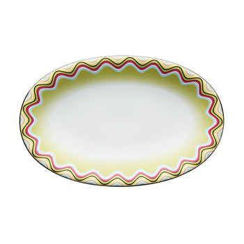 Margherita - Oval Platter
