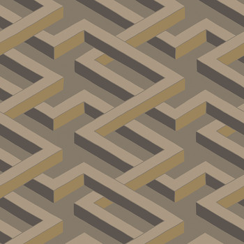 Luxor Wallpaper - Linen - 105/1006