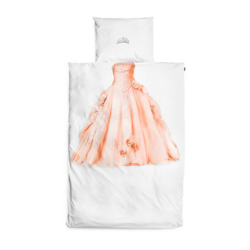 Princess Flannel Single Duvet