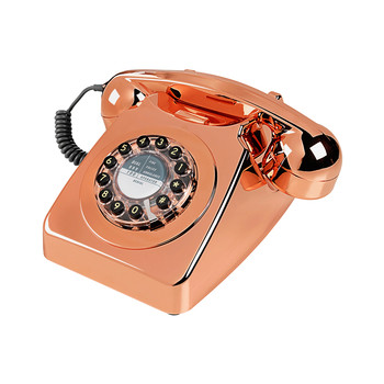746 Classic Telephone - Copper
