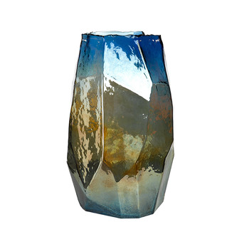 Luster Graphic Vase - Large