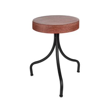 Outdoor Stool - Red