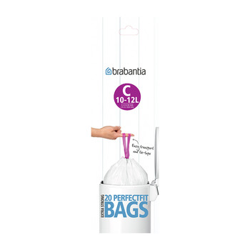 Perfect Fit Bin Bags - 10-12 Litre