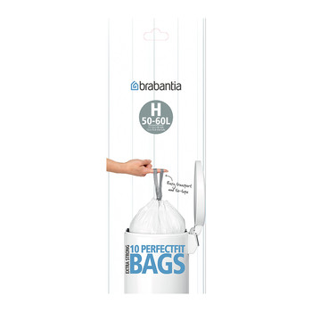 Perfect Fit Bin Bags - 50-60 Litre