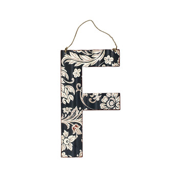 Decorative Letter - F