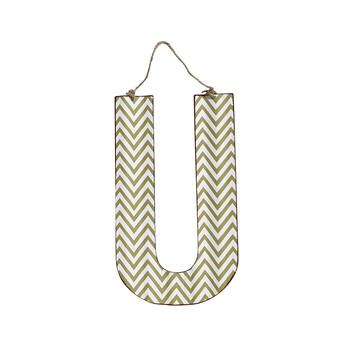 Decorative Letter - U