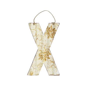 Decorative Letter - X