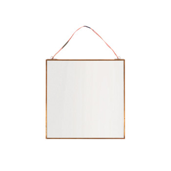 Kiko Mirror - Antique Copper