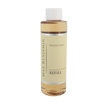 Reed Diffuser Refill - White Lilies