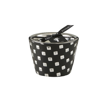 Warriors Scented Candle - Black & Silver