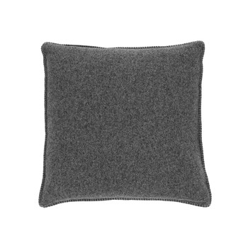 Soft Wool Pillow - 50x50cm - Titanium