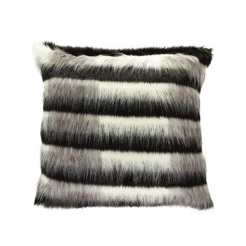 Skunk Pillow - Black - 60x60cm
