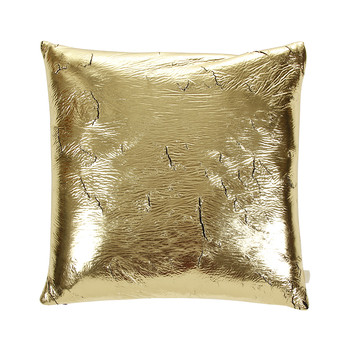 Crack Pillow - 50x50cm - Gold