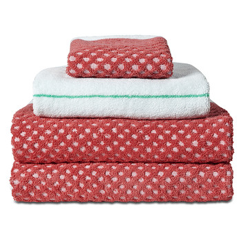 Towels - Cherokee Red