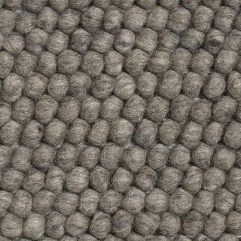 Peas Rug - Dark Gray