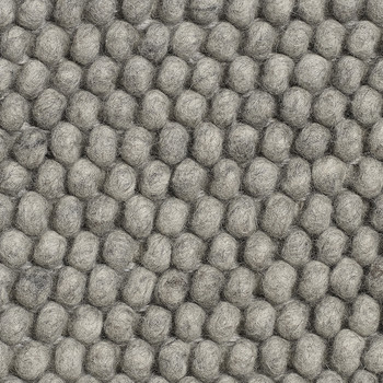 Peas Rug - Medium Gray