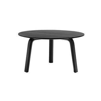 HAY - Table Basse Bella - Noir - 60 x 32 cm