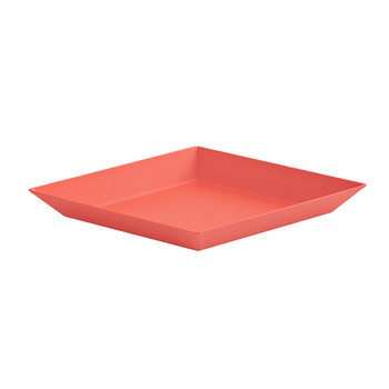 Kaleido Hexagon Tray - Extra Small - Red