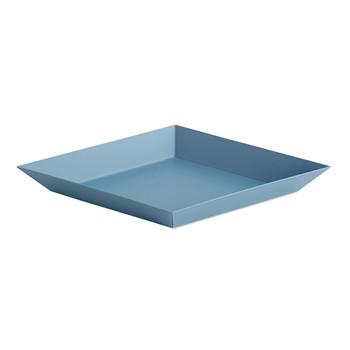 Kaleido Hexagon Tray - Extra Small - Blue