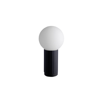 'Turn On' Table Lamp - Black