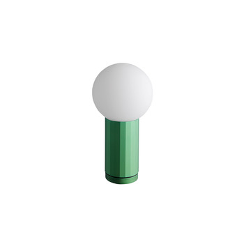 'Turn On' Table Lamp - Green