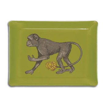 Puddin' Head - Animal Tray - Monkey