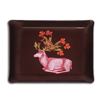 Puddin' Head - Animal Tray - Deer